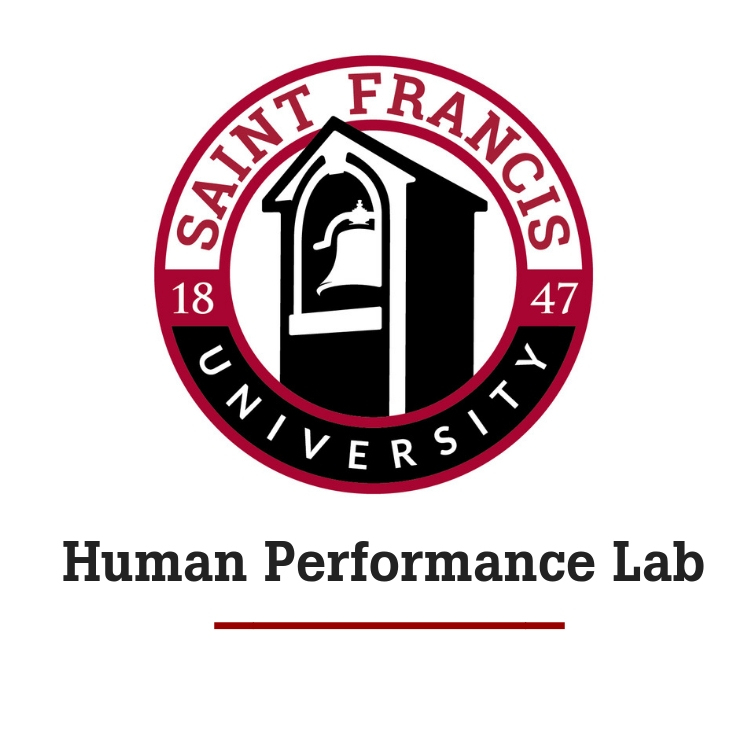 Saint Francis University Human Performance Lab logo